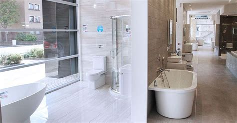 bathroom showrooms hillington glasgow better bathrooms glasgow showroom