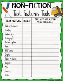 Grade 2 Worksheets Text Features » Home Design 2017