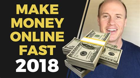 How To Make Money Quick Online Free - how to make money online fast 2018 a place for entrepreneurs