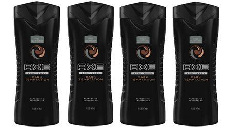 rite aid axe dark temptation shsoo body sprayetc gift set axe wash 16oz only 2 37 shipped hip2save