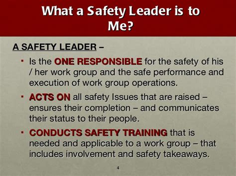 Mba Completion Quotes by Supervisor Safety Leadership Exles Of