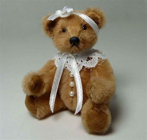 Handmade Teddy Patterns - handmade teddy bears and raggedies handmade miniature