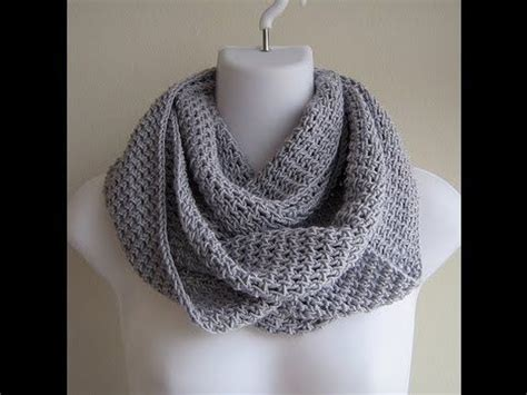 youtube tutorial for infinity scarf project infinity scarf youtube š 225 le a n 225 krčn 237 ky