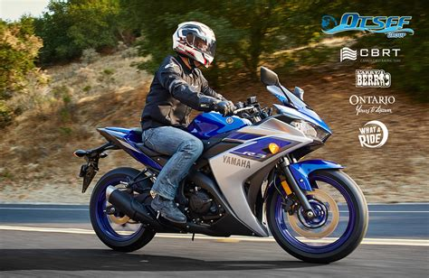 Motorcycle Giveaway Contest - win a yamaha r3 motorcycle canadian contests net