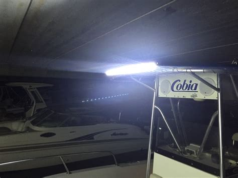 Led Light Bars For Boats Flood Ip68 Ip69k Waterproof 12v Dc Marine Boat Underwater Led Light Bar Searchlight Buy Marine