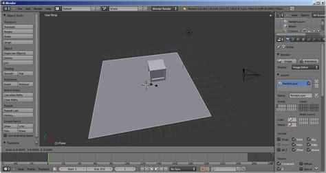 Blender Yg Kecil tutorial membuat objek sederhana untuk pemula di blender