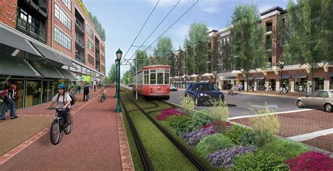 City Of St Louis Property Records Curtains For St Louis Delmar Loop Trolley Plans Streetsblog Usa