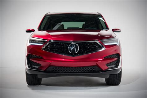 2019 Acura Pictures by Overhauled 2019 Acura Rdx Crossover Debuts 187 Autoguide