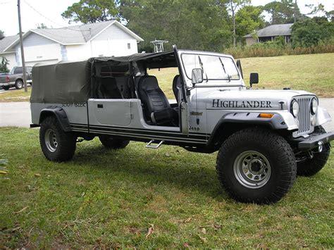 jeep scrambler 4 door 4door ewillys