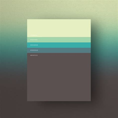 8 Beautiful Color Palettes For Your Next Design Project Color Code In Web Pages