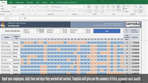 free salary slip template free template for excel or word vlashed