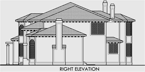 Luxury House Plans 4 Car Garage Luxury Home Plans With 4 Car Garage