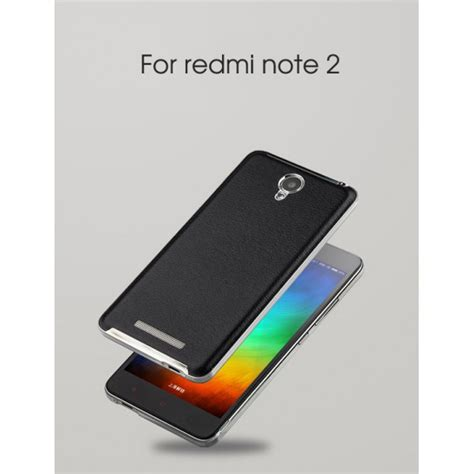 Backcover Backdoor Casing Belakang Xiaomi Redmi Note 2 luxury pu leather back cover for xiaomi redmi note 2