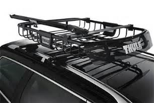 thule 690 moab roof top cargo baskets thule moab suburban