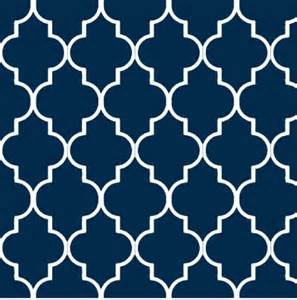 Go Back > Gallery For > Blue Quatrefoil Background