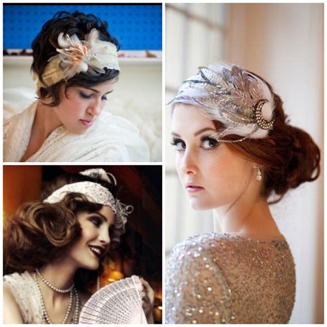 proabiution hairstyles stylenoted hair from the jazz age curls with wide headbands
