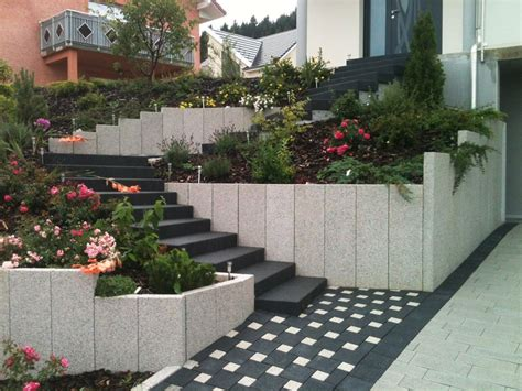 Mur En Escalier ma 231 onnerie de jardin dans le doubs duchesne jardins