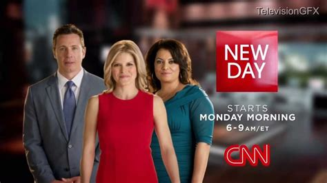 kate bolduan and john king cnn new day promo version 3 youtube