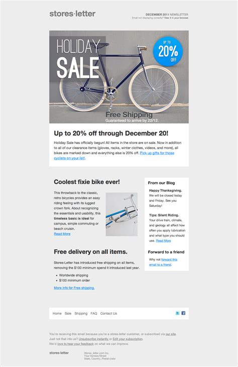 Storesletter Html Email Marketing Template To Sell By Oscarbarber Themeforest Seller Email Templates