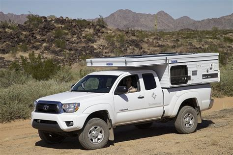 Toyota Tacoma Pop Up Cer Popup Truck Cer Toyota Tacoma