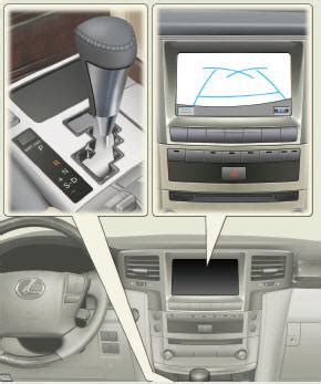 book repair manual 2003 lexus lx parking system lexus parking assist monitor using other driving systems whedriving lexus lx owners