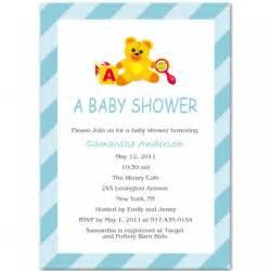 boy baby shower invitation bs025 500x500 boy baby shower ideas boy baby shower