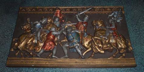 battle  evesham  marcus designs england medieval relief    morton medieval ebay