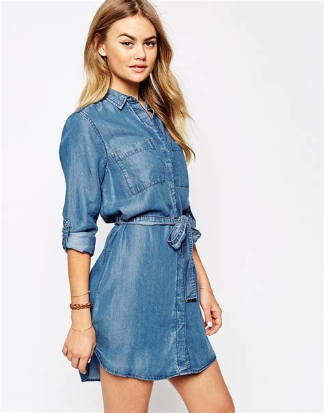Wst 10749 Belted Shirt Jumpsuit wholesale sleeve classic point collar belted tie