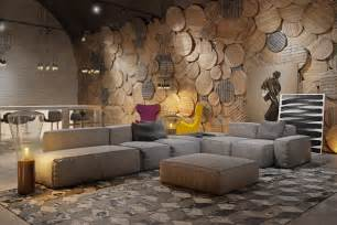 rustic wall wall texture designs for the living room ideas inspiration