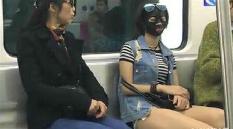 Masker Perawatan Wajah Martin Fushion 1 gadis ini selalu pakai masker di kereta kenapa ya