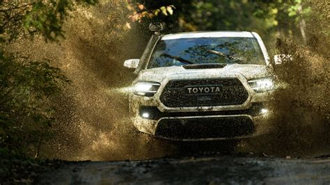 toyota tacoma trd pro double cab   wallpapers