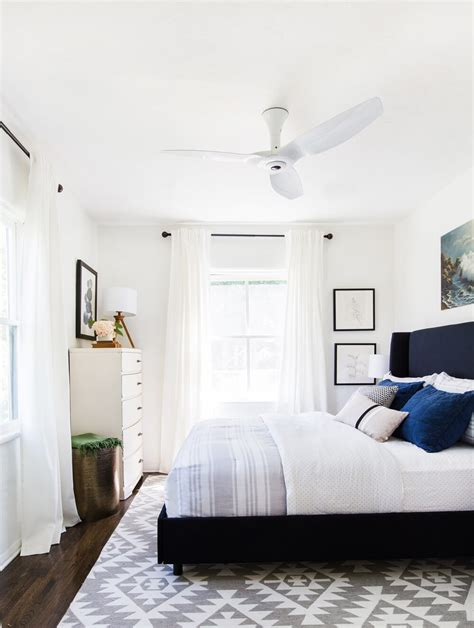 Interior Design Guest Bedroom by The Easiest Guest Room Makeover Emily Henderson