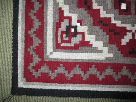ganado rug by peggy toney smaller navajo ganado rug