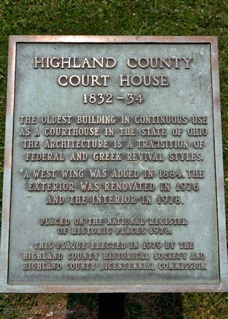 Highland County Ohio Court Records 17 Best Ideas About County Court On Courthouse
