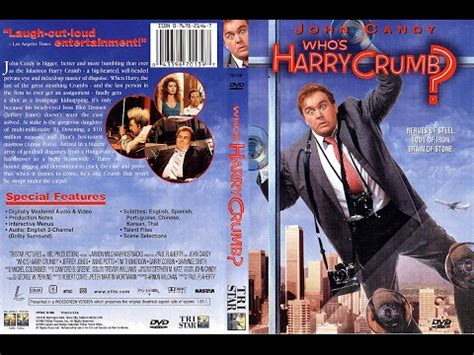 watch who harry crumb 1989 full hd movie trailer who s harry crumb 1989 movie review youtube