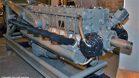 chryslers  hemi  cylinder xiv  engine
