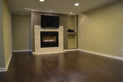 basement wood flooring basements fortified construction terrace bc