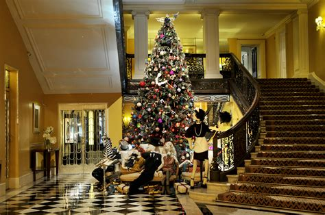 Our top five London Christmas trees ? Now. Here. This. ? Time Out London