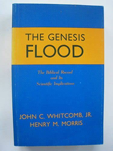 libro the genesis flood the libro genesis flood di john c whitcomb
