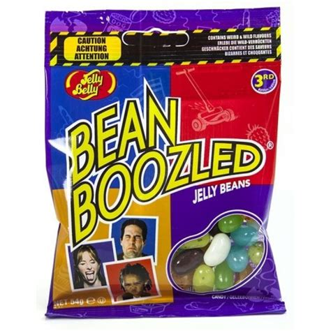 Jelly Belly Beanboozled Jelly Beans 3rd Edition jelly belly bean boozled bag 54g