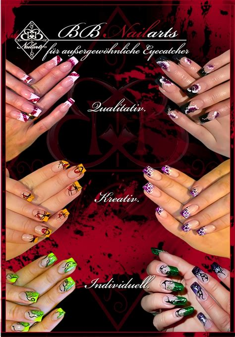 nail design flyer elegant modern flyer design for michael amann by