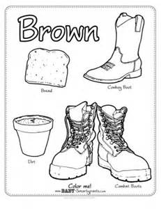 brown coloring pages color brown journal colors journal and
