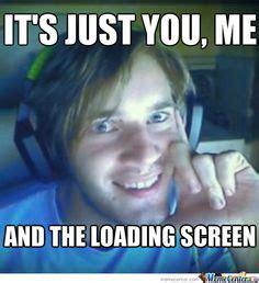 Loading Meme - pewdiepie meme on pinterest pewdiepie lol and meme