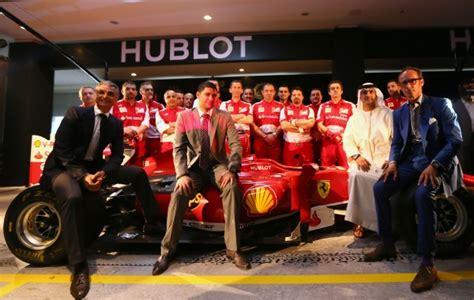 Ferrari World Working Hours by Ferrari Celebrates Its 25th Anniversary In U A E In