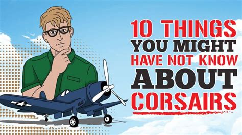 10 Things You May Have Not Known About Minecraft Youtube - 10 things you might not know about corsairs world war wings