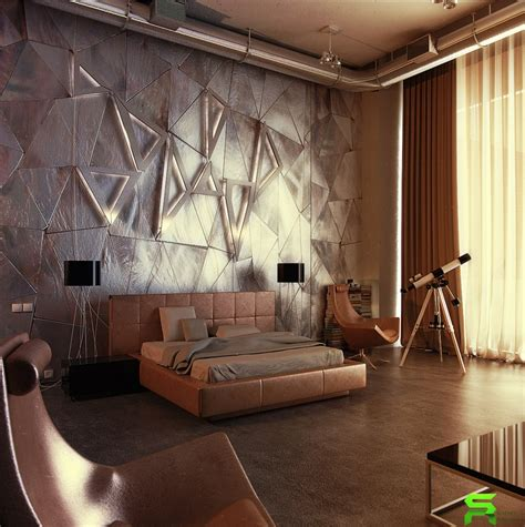 feature wall unique wall texturing exles