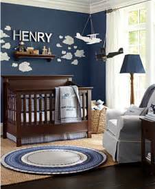 10 baby boy nursery inspiration