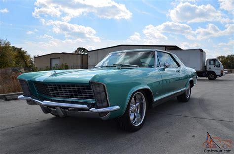 buick riviera restoration 1965 buick riviera rest o rod frame up restoration