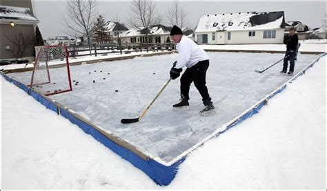 backyard rinks not big business toledo blade