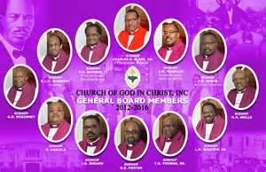 The old black church my prediction for the 2016 cogic general board